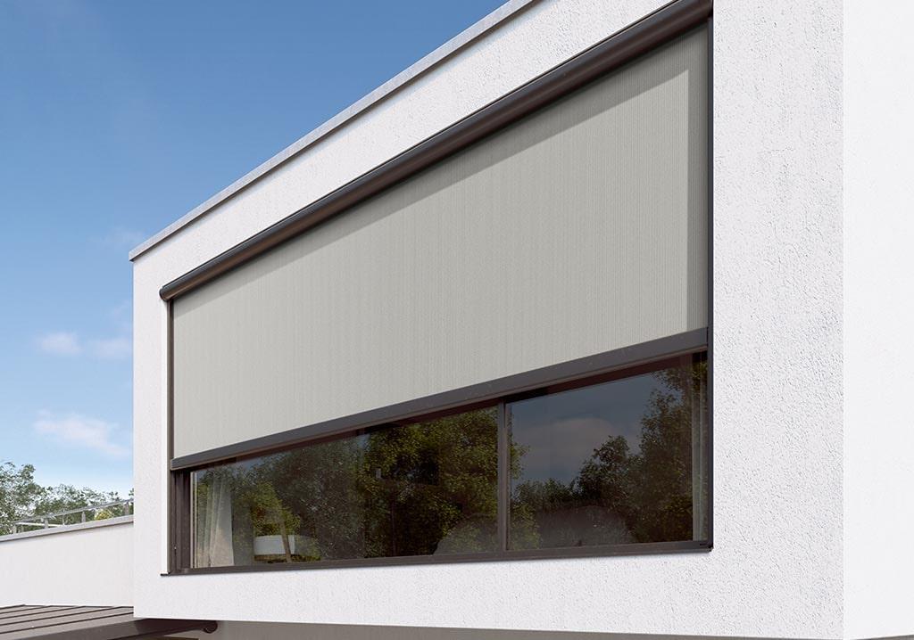 Κάθετες τέντες για παράθυρα Markilux 776-876